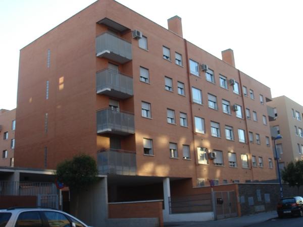 Vista exterior de las 55 viviendas en alquiler en PERI-4