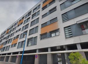 Vista exterior de un edificio en Poza del Agua