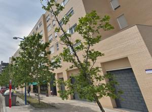 Vista exterior de una edificio en Leganés número 12