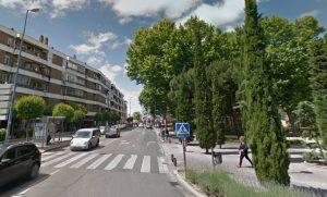 otografía exterior 3 de las calles de Leganés