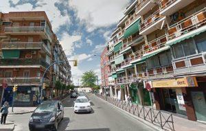 otografía exterior 4 de las calles de Leganés