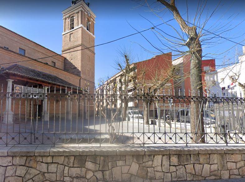 otografía exterior 6 de las calles de Leganés