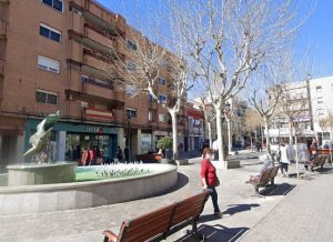 otografía exterior 7 de las calles de Leganés