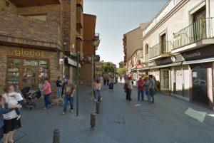 otografía exterior 8 de las calles de Leganés