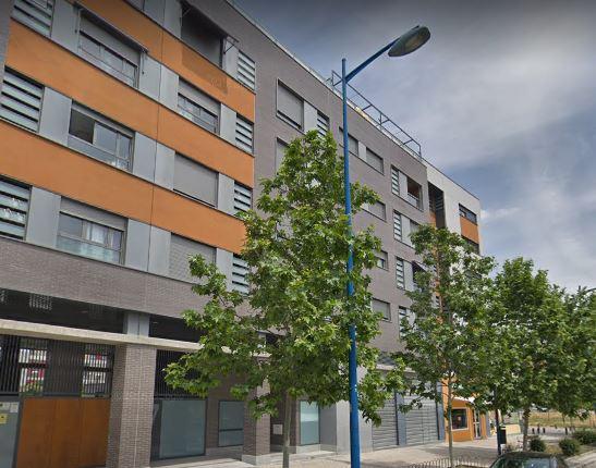 Vista exterior de un edificio de la calle Vicente Ferrer